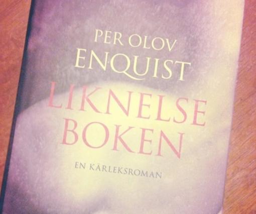 Per Olov Enquist, check!