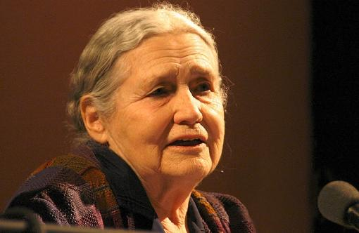 Doris Lessing har avlidit