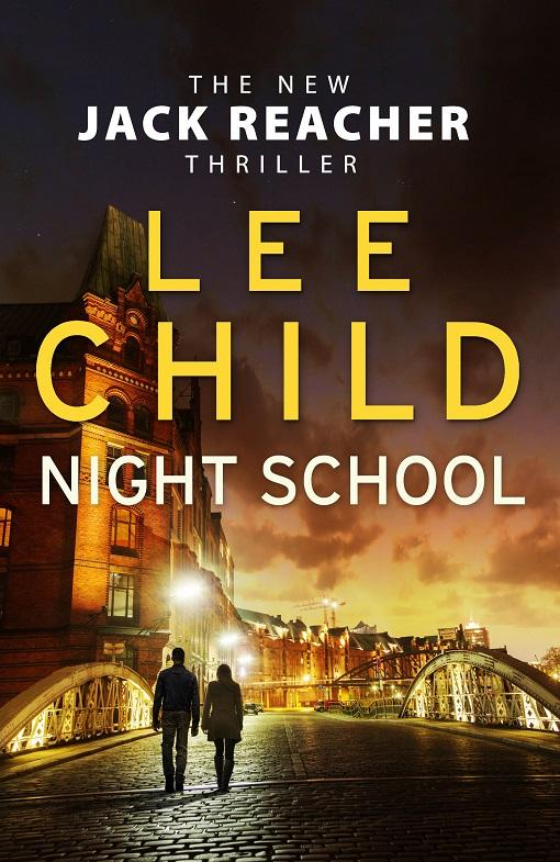 Lee Child Nattskola