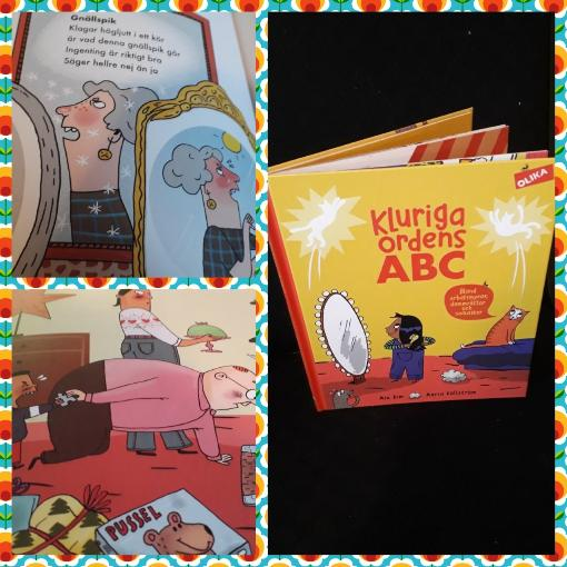 Recension av Kluriga ordens ABC